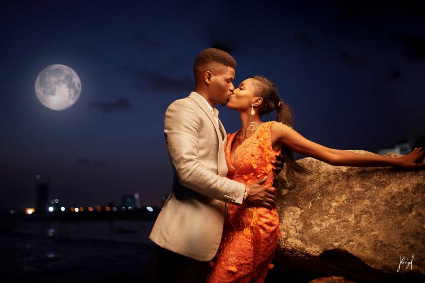 Nanfe Jemimah Bonitas Kefas & Emmanuel Oyeleke's Splendid #MiManuel2017Wedding