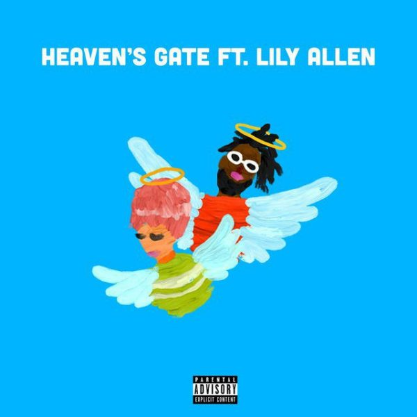 "Burna Boy features Lily Allen on New Single ""Heaven'sGate"""