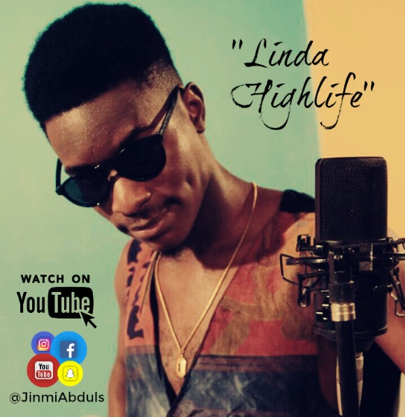 """Jinmi Abduls is giving us Old School Vibes with New Video """"LindaHighlife"""""""