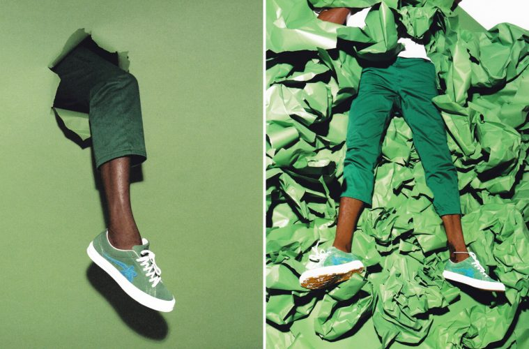 GOLF LE FLEUR X ONE STAR: A TYLER THE CREATOR AND CONVERSECOLLABORATION