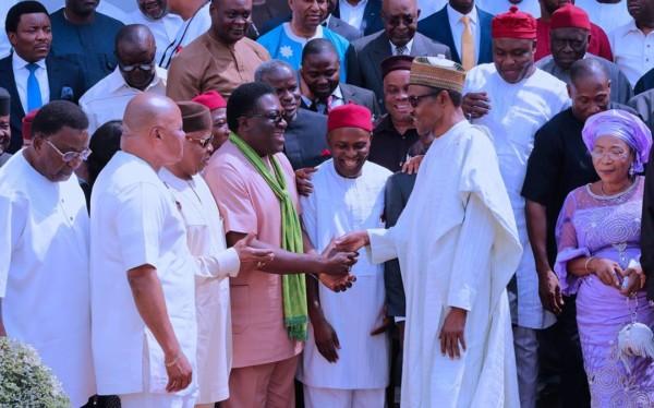 Igbo APC Scornfully Endorsed Buhari For 2019 Amidst Proscription OfIPOB