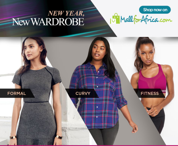 New Year, New You, New Looks! Shop Your Favourite Designs for as Low as $20 onMallforAfrica
