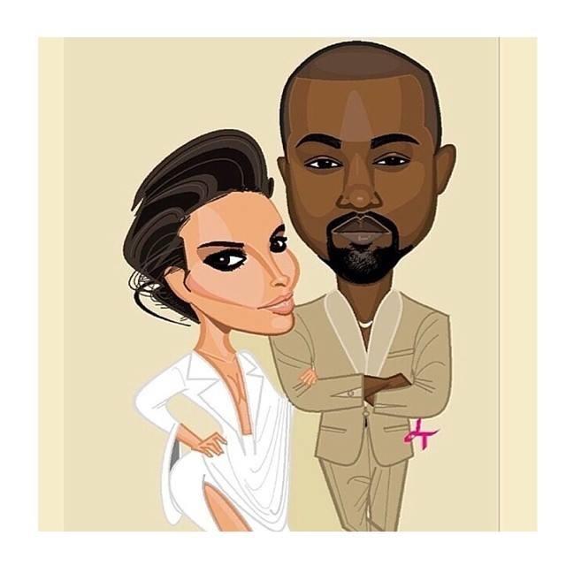 """Kanye West and Kim Kardashian Name New Born Child """"Chicago"""""""