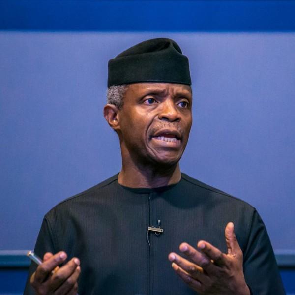 Osinbajo Talks Of Buhari's 2019 ElectionAttempt