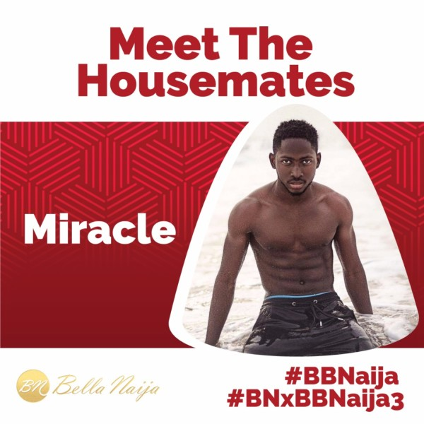 Big Brother Naija: Know The Housemates |#BBNaija3
