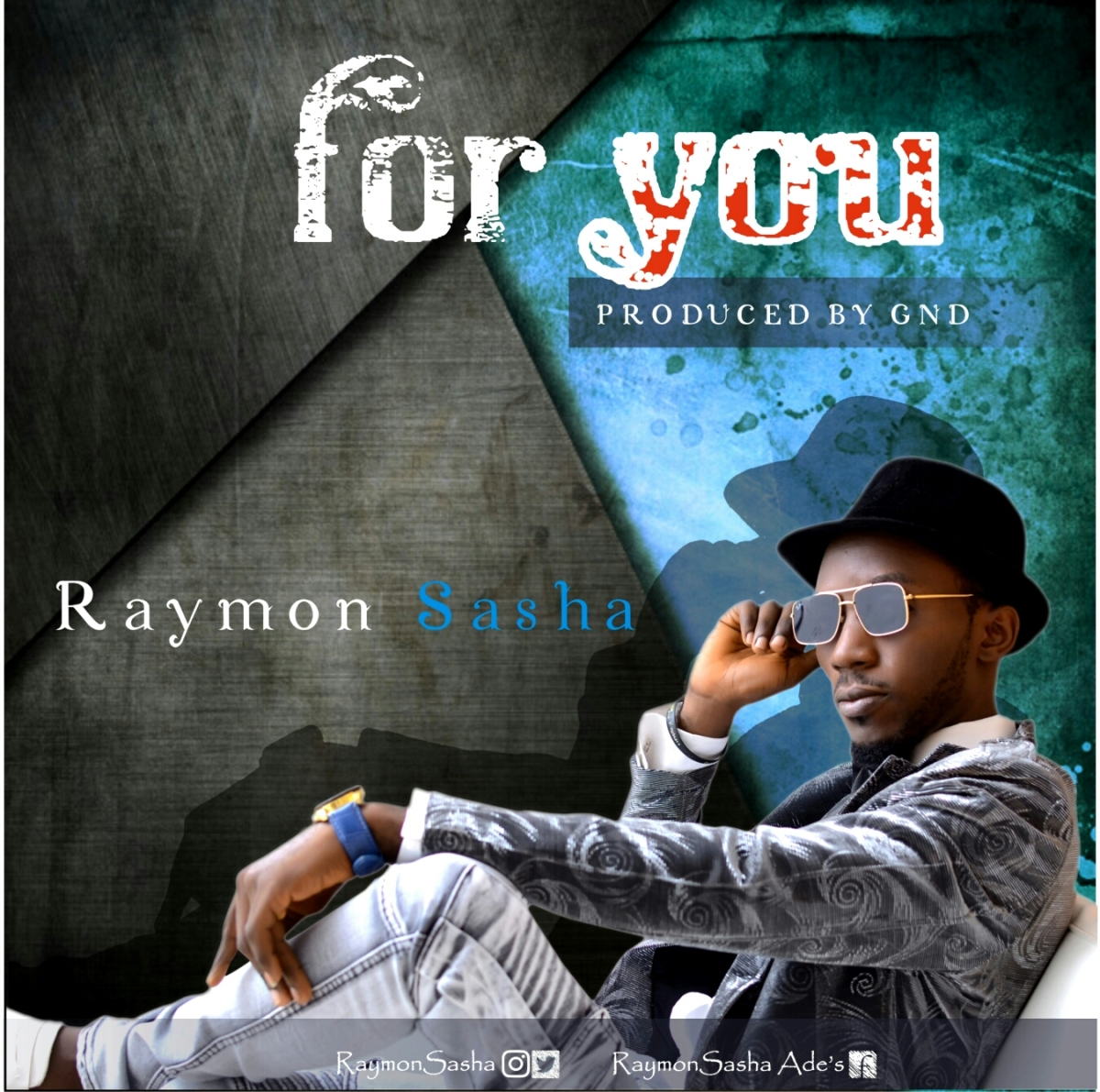 Raymon Sasha - For You | http://bit.ly/2EEeka2 | @RaymonSasha | #UberTalksMusic