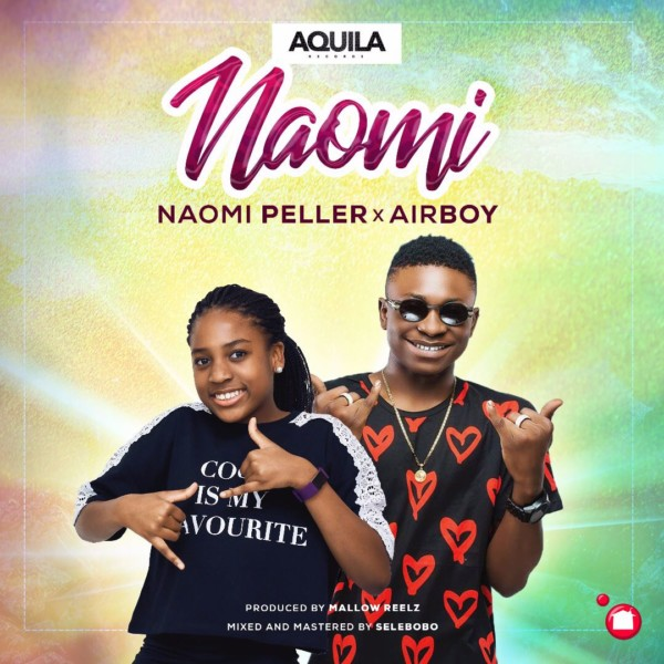 Naomi Peller features Airboy on Self-Titled Sophomore Single | #UberTalksMusic