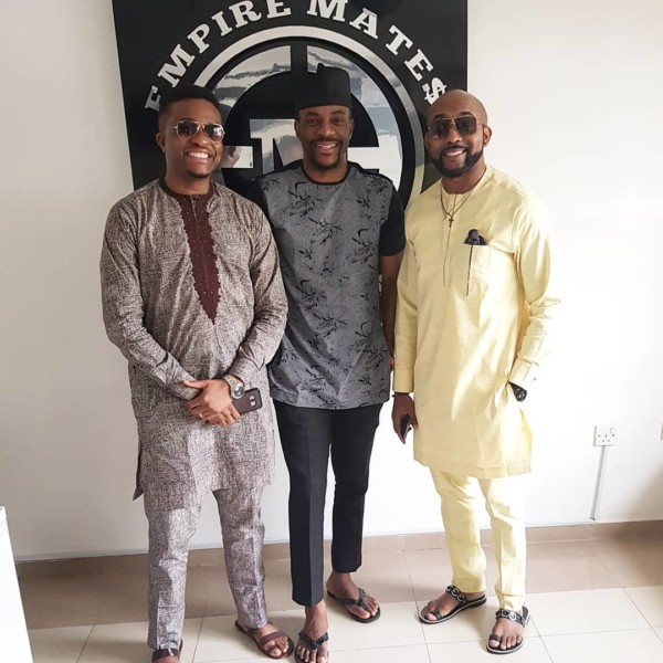 """We decided it was time to quietly close the Record Label Arm of our business"" – Banky W on Restructuring EME"