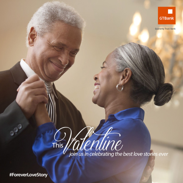 GTBank Painting Everywhere Red This Valentine With All Expense PaidExperience