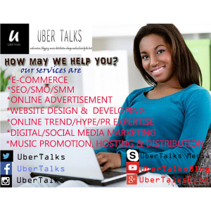 Don't Just Complain Tell It To A Blogger. Tell It To UberTalks