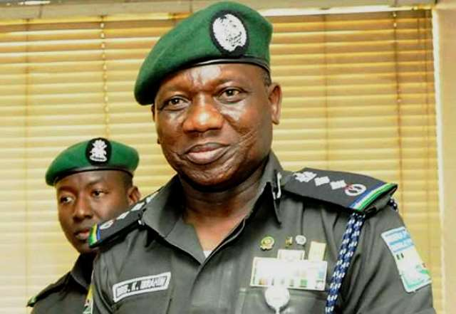 IGP withdraws Policemen attached to Politicians,VIPs