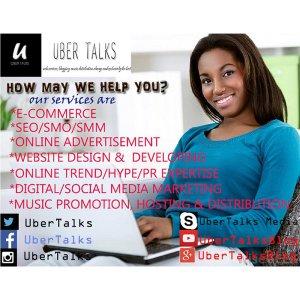 Don't Just Complain Tell It To A Blogger. Tell It All To UberTalks   @ubertalks